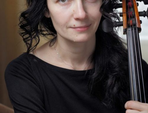 Анастасія Бадіна, віолончель