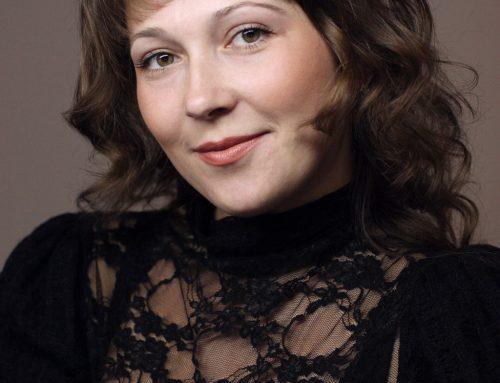 Світлана Комарова, заслужена артистка України