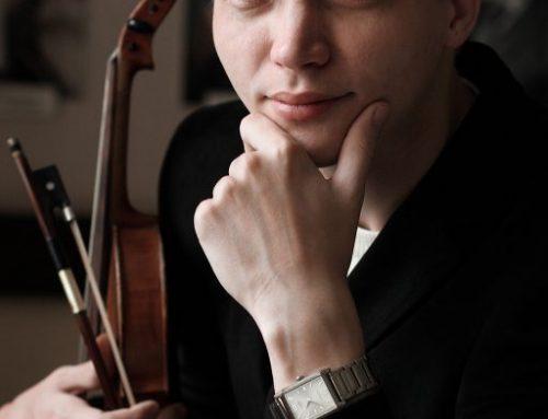 Сергій Березовський, скрипка