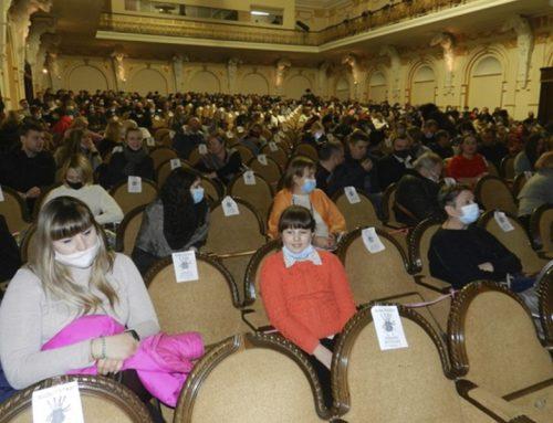 Відгуки дніпровських глядачів про виставу «Лев узимку»