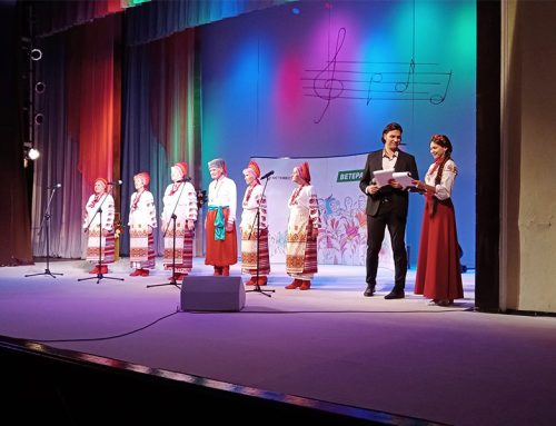 Фестиваль вокального мистецтва «Ветеранська пісня» від компанії «Метінвест» на сцені Театру