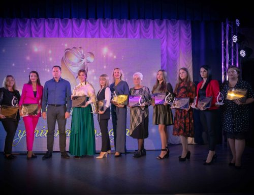 Марина Юрченко стала лауреаткою у номінації «Діяч культури та мистецтва» у конкурсі «Успішна жінка»